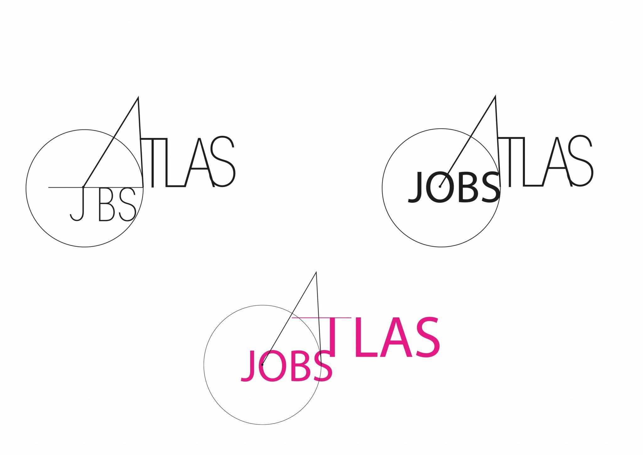 CLIENT: AGENCE LES PAPILLONS DE JOUR  Création d'un Logo pour une plateforme Web