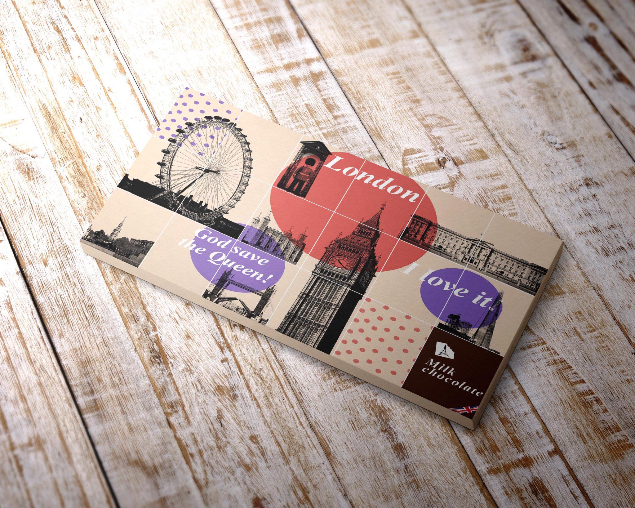 CLIENT: CHOCOLATERIE DUPLESSIS Réalisation d'illustrations pour  packagings