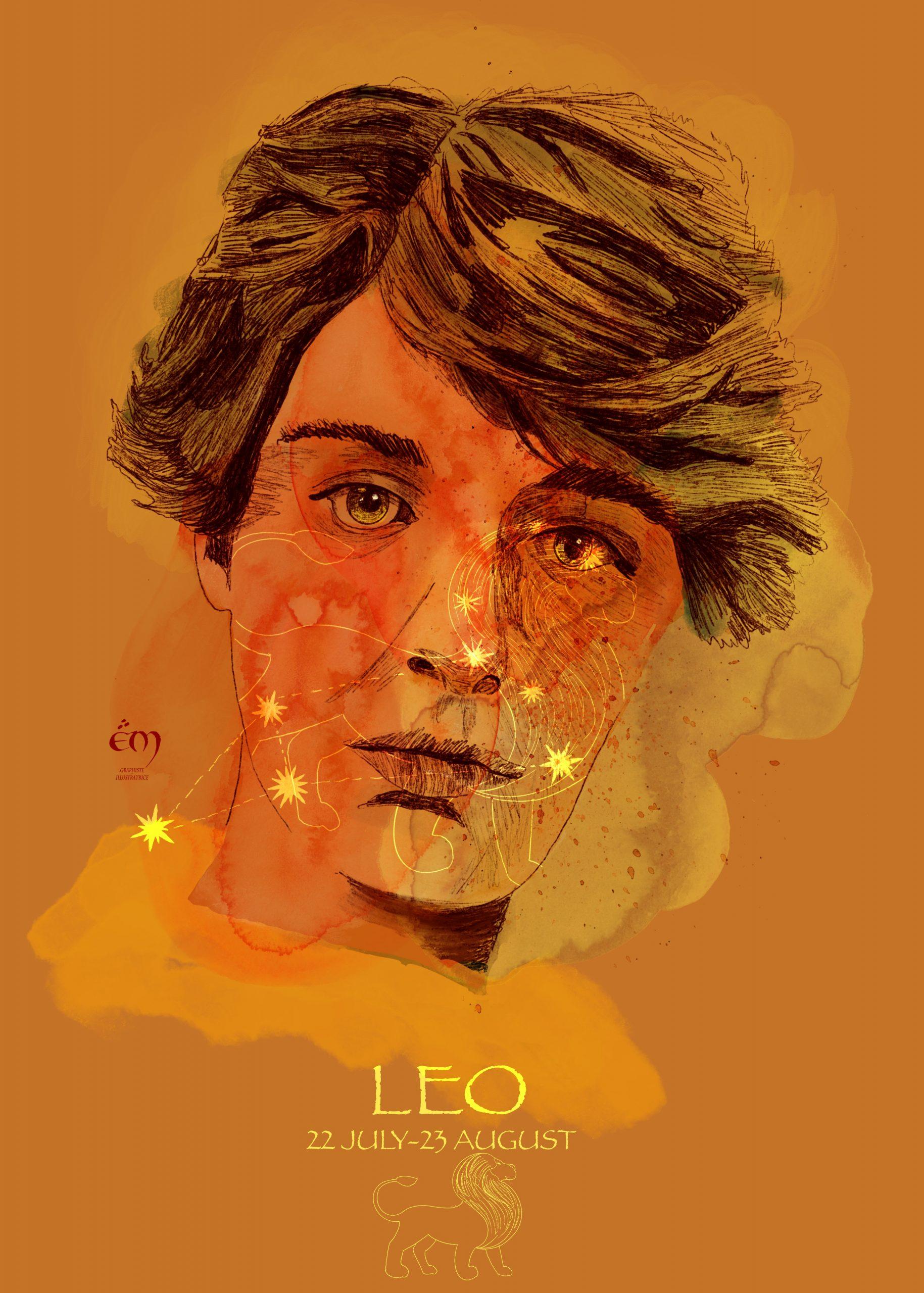 PORTRAIT / LEO A collection de portraits sur le thème de l'astrologie.