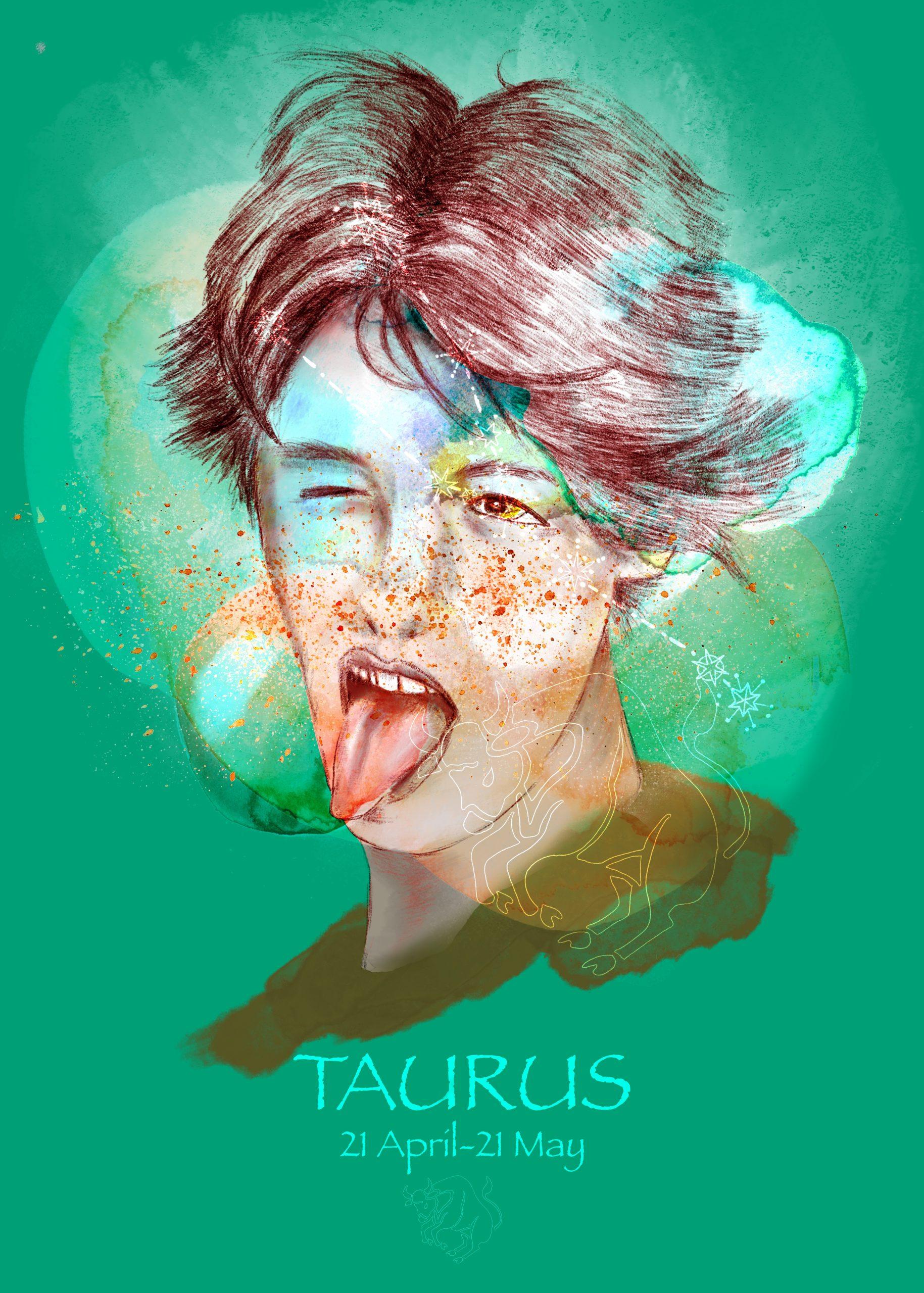 PORTRAIT / TAURUS A collection de portraits sur le thème de l'astrologie.